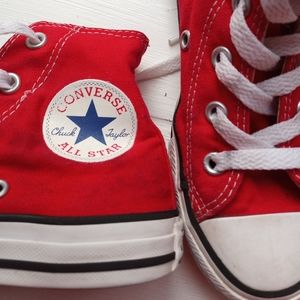 ❤️ Kids Size 13 ❤️ Chuck Taylor All Star Hi Shoes